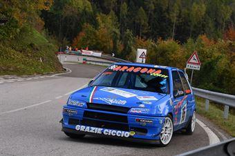 Rosato Vito (Peugeot 106, Apulia Corse #96), CAMPIONATO ITALIANO VELOCITÀ MONTAGNA