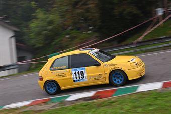 Tirabassi Massimo (Valdelsa Corse, Citroen Saxo #119), CAMPIONATO ITALIANO VELOCITÀ MONTAGNA
