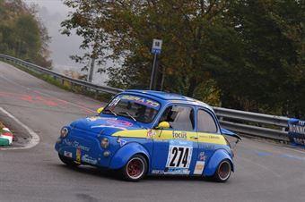 Fiordilino Antonio ( Fiat 500, Sport Favale 07 #274), CAMPIONATO ITALIANO VELOCITÀ MONTAGNA