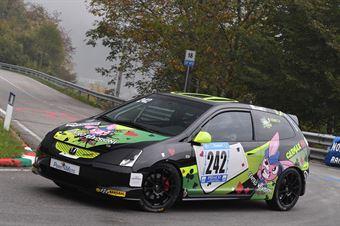 Fusaro Carmelo (Centro Revisioni, Honda Civic Type R #242), CAMPIONATO ITALIANO VELOCITÀ MONTAGNA