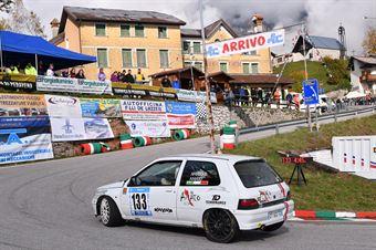 Daniele Amato ( Vimotorsport, Renault Clio W #133), CAMPIONATO ITALIANO VELOCITÀ MONTAGNA