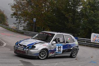 Pauletti Daniel (Halley Racing Team, Citroen Saxo #92), CAMPIONATO ITALIANO VELOCITÀ MONTAGNA