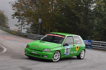 Roberto Boscariol ((Testaoro, Renault Clio Williams #131), CAMPIONATO ITALIANO VELOCITÀ MONTAGNA