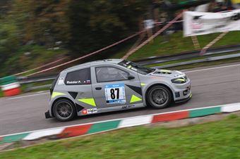 Ruzzier Patrik (AMD Zvezda, Fiat Punto Kit Car #87), CAMPIONATO ITALIANO VELOCITÀ MONTAGNA