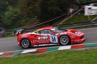 Maurizio Pitorri ( Best Lap, Ferrari 488 Challenge #54), CAMPIONATO ITALIANO VELOCITÀ MONTAGNA