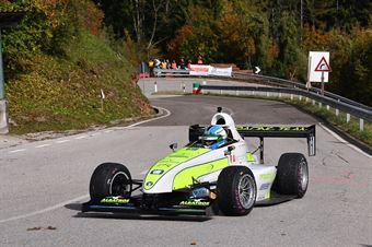 Venturato Mirko (Alby Racing Team, Formula Gloria #11), CAMPIONATO ITALIANO VELOCITÀ MONTAGNA