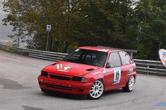 Boschi Maurizio ( Vimotorsport, Opel Astra KIT #85), CAMPIONATO ITALIANO VELOCITÀ MONTAGNA