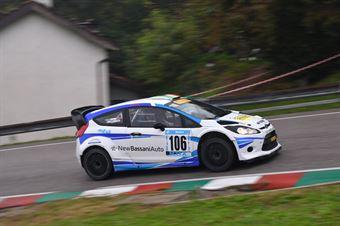 Stefano Maccagnan (Ford Fiesta #106), CAMPIONATO ITALIANO VELOCITÀ MONTAGNA