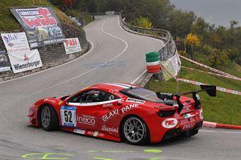 Ragazzi Roberto (Superchallenge, Ferrari 488 Challenge #52), CAMPIONATO ITALIANO VELOCITÀ MONTAGNA