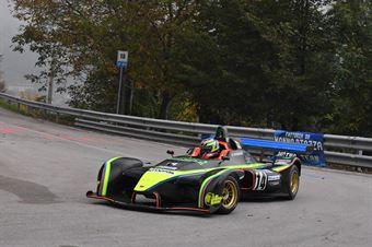 Mirko Zanardini (Historika Motorsport, Wolf Thunder #14), CAMPIONATO ITALIANO VELOCITÀ MONTAGNA