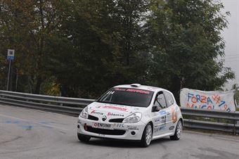 Ivan Curto (BL Racing, Renault Clio #114), CAMPIONATO ITALIANO VELOCITÀ MONTAGNA