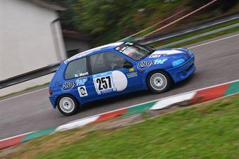 Merli Nicola (Peugeot 106 #257), CAMPIONATO ITALIANO VELOCITÀ MONTAGNA