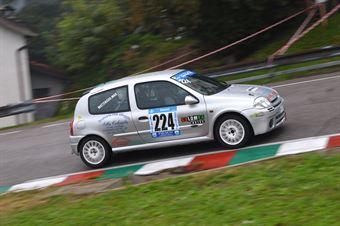 Massimo Mattiazzo (Renault Clio RS #224), CAMPIONATO ITALIANO VELOCITÀ MONTAGNA