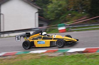 Bizzarini Fabrizio (Halley Racing Team, Formula #16), CAMPIONATO ITALIANO VELOCITÀ MONTAGNA