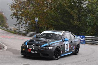 Michele Massaro (BMW M3E92 #71), CAMPIONATO ITALIANO VELOCITÀ MONTAGNA