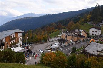 Panoramica, CAMPIONATO ITALIANO VELOCITÀ MONTAGNA