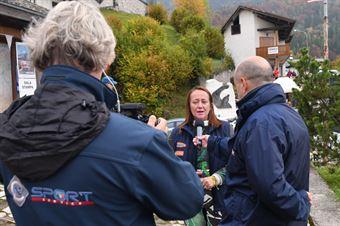Intervista, CAMPIONATO ITALIANO VELOCITÀ MONTAGNA