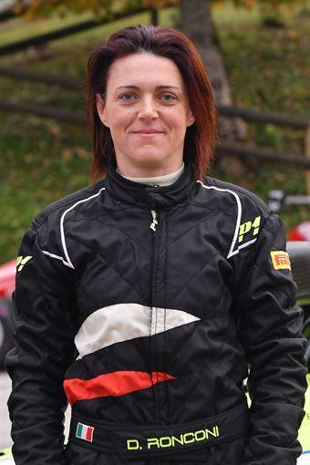 Daniela Ronconi, CAMPIONATO ITALIANO VELOCITÀ MONTAGNA