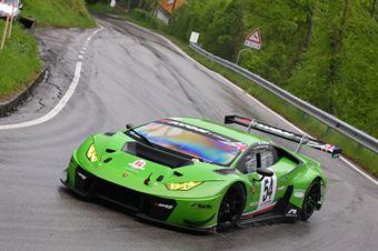 Lucio Peruggini (AB Motorsport, Lamborghini Huracan #51, CAMPIONATO ITALIANO VELOCITÀ MONTAGNA