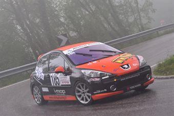 Boschi Eugenio (Peugeot 207 RC #185), CAMPIONATO ITALIANO VELOCITÀ MONTAGNA
