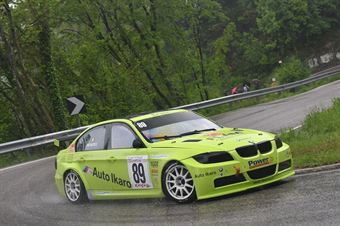 Pichler Erwin (Target Competition, BMW 320SI WTCC #89), CAMPIONATO ITALIANO VELOCITÀ MONTAGNA