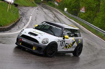 Mogentale Roberto (Elite Motorsport, Mini Cooper JCW #181), CAMPIONATO ITALIANO VELOCITÀ MONTAGNA