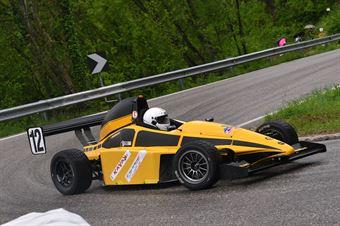 Bizzarini Fabrizio (Halley Racing Team, Formula #12), CAMPIONATO ITALIANO VELOCITÀ MONTAGNA