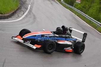 Lanzoni Robert (Leonessa Corse, Formula Gloria #14), CAMPIONATO ITALIANO VELOCITÀ MONTAGNA