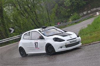 Parlato Paolo (Borrett Team Motorsport, Renault New Clio RS #87), CAMPIONATO ITALIANO VELOCITÀ MONTAGNA