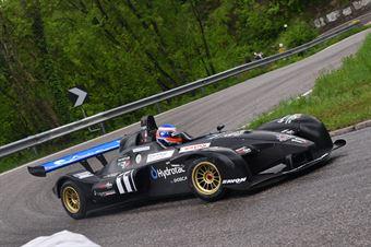 Crespi Stefano (Historika Motorsport, Wolf GR08 Thunder #11), CAMPIONATO ITALIANO VELOCITÀ MONTAGNA