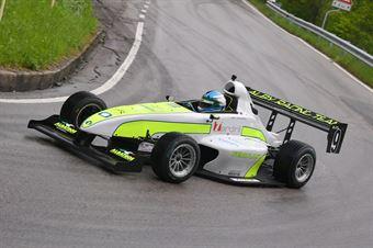 Venturato Mirko (Alby Racing Team, Formula Gloria #9), CAMPIONATO ITALIANO VELOCITÀ MONTAGNA