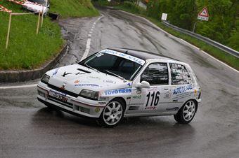 De Nale Angelo (New Rally Team VR, Renault Clio Williams #116), CAMPIONATO ITALIANO VELOCITÀ MONTAGNA