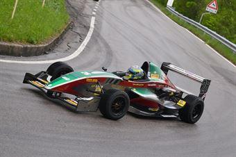 Pedrotti Gino (VimotorSport, Renault Tatuus #26), CAMPIONATO ITALIANO VELOCITÀ MONTAGNA