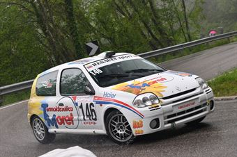 Moret Maurizio (VimotorSport, Renault Clio RS #146), CAMPIONATO ITALIANO VELOCITÀ MONTAGNA