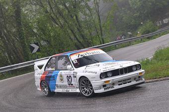 Zerbato Luigino (Funny Team, BMW M3 E30 #82), CAMPIONATO ITALIANO VELOCITÀ MONTAGNA