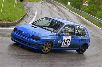 Rohregger Florian (VimotorSport, Renault Clio Williams #147), CAMPIONATO ITALIANO VELOCITÀ MONTAGNA