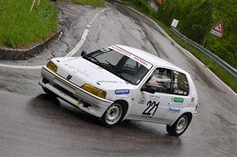 GEIER Hannes (Mendola, Peugeot 106 Rally #221), CAMPIONATO ITALIANO VELOCITÀ MONTAGNA