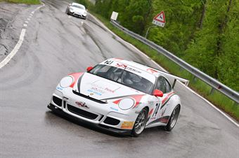 Erbetta Giuseppe (GDA Comunication, Porsche 997 GT3 Cup #74), CAMPIONATO ITALIANO VELOCITÀ MONTAGNA