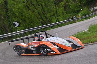 Achille Lombardi (Vimotorsport, Osella PA21Jrb #36), CAMPIONATO ITALIANO VELOCITÀ MONTAGNA