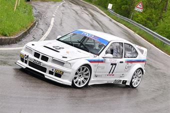 Zucol Nicola (Pintarally Motorsport, BMW 318 M #77), CAMPIONATO ITALIANO VELOCITÀ MONTAGNA