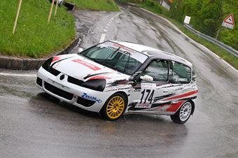 Spinnato Filippo (Sport e Comunicazione, Renault Clio RS Cup #174), CAMPIONATO ITALIANO VELOCITÀ MONTAGNA