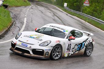 Nassimbeni Fabio (Porsche Cayman GT4 #48), CAMPIONATO ITALIANO VELOCITÀ MONTAGNA