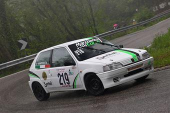 Martucci Angelo (Peugeot 106 #219), CAMPIONATO ITALIANO VELOCITÀ MONTAGNA