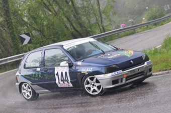 Massimo Cerri (Vimotorsport, Renault ClioWilliams #144), CAMPIONATO ITALIANO VELOCITÀ MONTAGNA