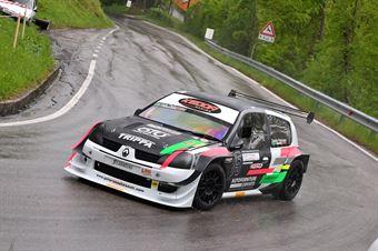 Daniele Pelorosso ( Renault Clio Proto #85), CAMPIONATO ITALIANO VELOCITÀ MONTAGNA