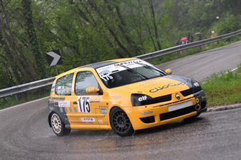 Libè Roberto (Novara Corse, Renault Clio RS Cup #175), CAMPIONATO ITALIANO VELOCITÀ MONTAGNA