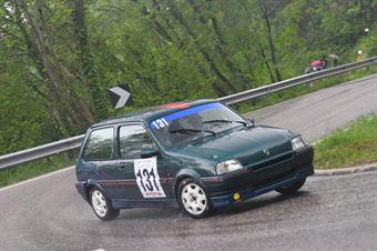 Cescato Enrico (Halley Racing Team, Rover 114 GT #131), CAMPIONATO ITALIANO VELOCITÀ MONTAGNA
