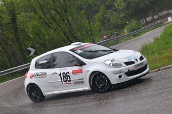 Cenedese Ivano(Renault Clio Rs #186), CAMPIONATO ITALIANO VELOCITÀ MONTAGNA