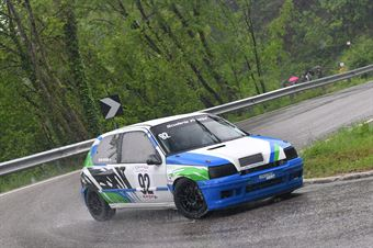 Andrea De Stefani (Scuderia Prealpi, Renault Clio Williams #92), CAMPIONATO ITALIANO VELOCITÀ MONTAGNA