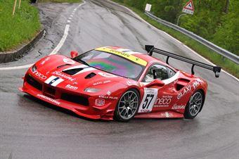 Ragazzi Roberto (Superchallenge, Ferrari 488 Challenge #57), CAMPIONATO ITALIANO VELOCITÀ MONTAGNA
